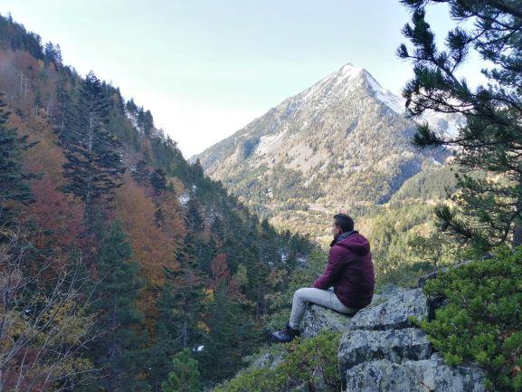 Rutas de montaña