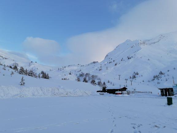 Pistas de esquí Cerler