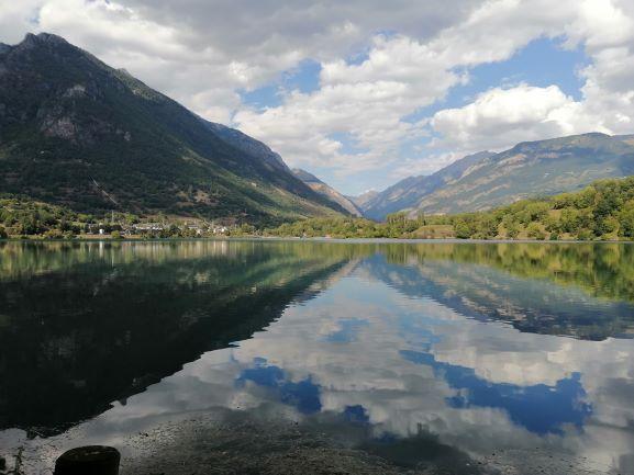 Lago de Eriste